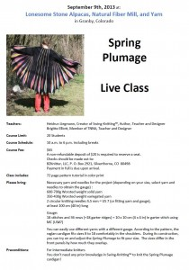 Spring Plumage Granby